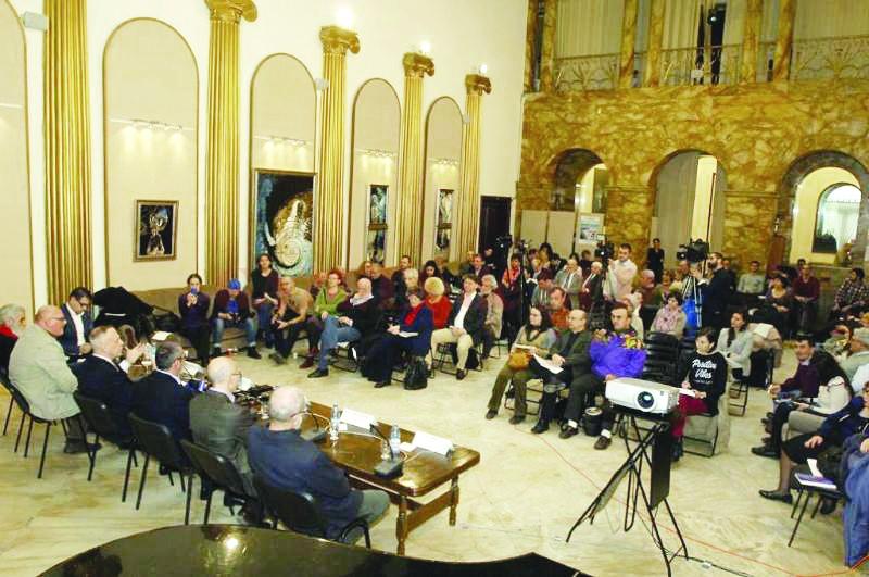 Institutul Cultural Român a prezentat proiectele dedicate lui Constantin Brâncuşi