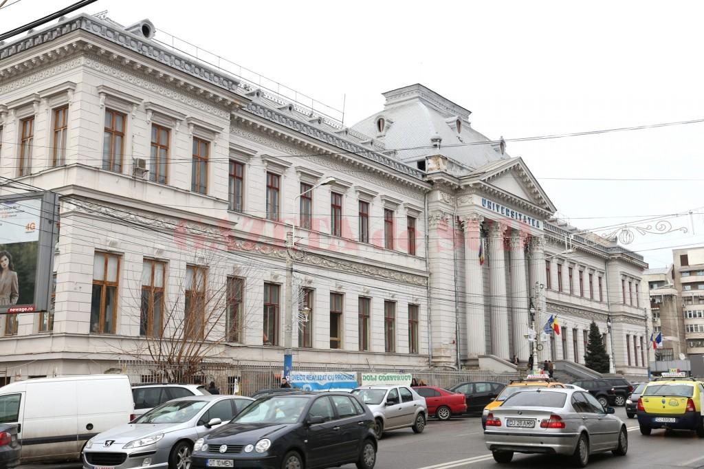 Senatul Universității din Craiova a decis ieri înfiinţarea unor comisii care să analizeze posibile abateri de la deontologia universitară, săvârșite de cadre didactice ale universității, care au formulat recomandări pentru redactarea unor lucrări științifice de către persoane aflate în executarea unor pedepse penale ()