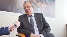 Jan Gijsen a acordat un interviu pentru GdS și Alege TV, înainte să plece din România ()