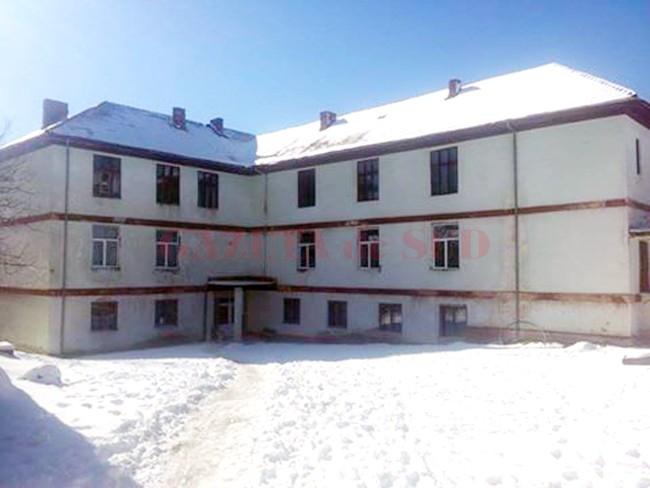 Şcoala din localitatea Cireşu