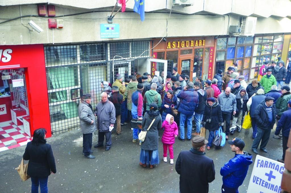 Primăria Craiova a calculat greşit taxele pentru emiterea autorizaţiei de construire  a peste 100 de craioveni (Foto: GdS)