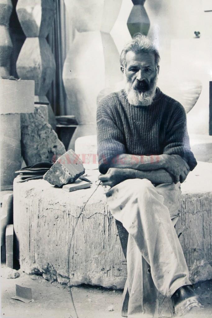 Constantin Brâncuşi, sărbătorit tot anul la Târgu Jiu