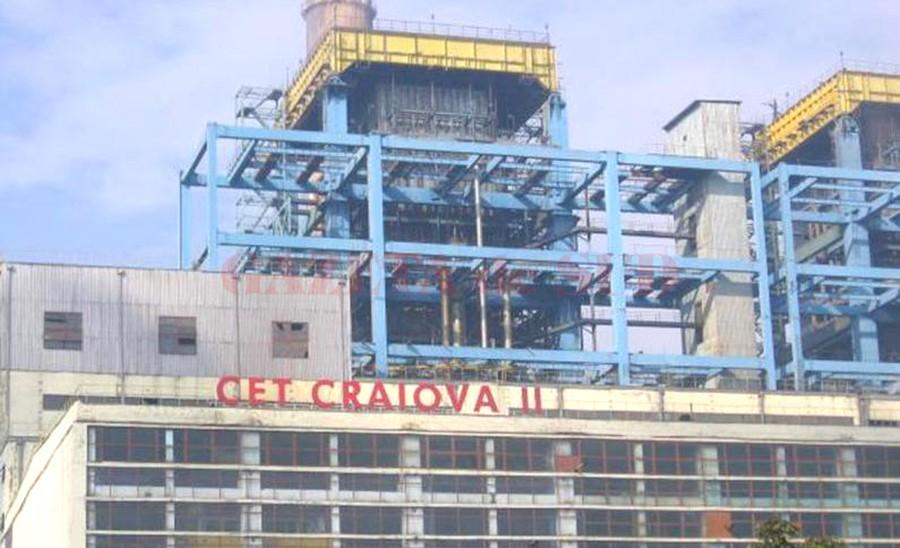 Sucursala Electrocentrale Craiova II (FOTO: Eugen Măruţă)