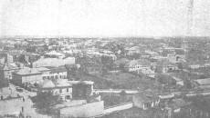 Craiova anilor 1890, imagine de ansamblu (Foto: Text atlas judeţul Doljiu - 1897)