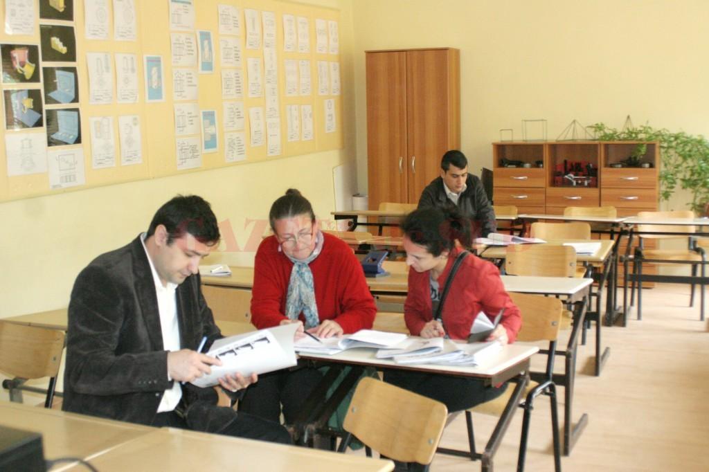 Cadrele didactice au intrat în febra pentru ocuparea posturilor pentru anul școlar următor (Foto: Arhiva GdS)