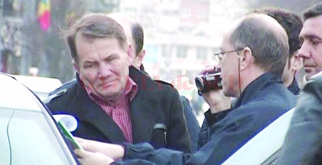Ilie Lungu a fost prins în flagrant