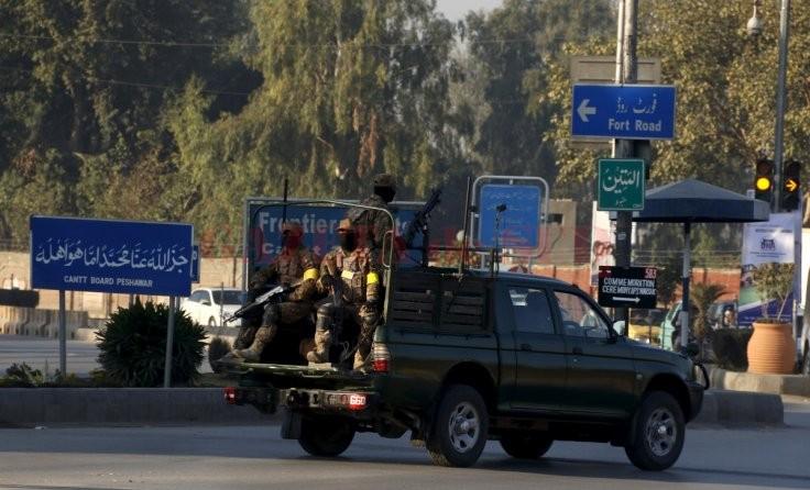 Bomb blast in karachi essays