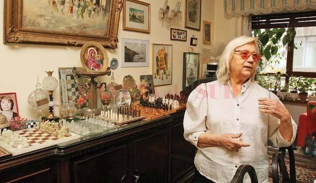Elisabeta Polihroniade este cel mai cunoscut nume al ultimelor decenii ale şahului românesc