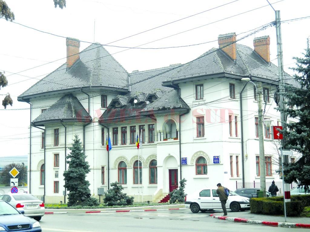 Primăria Municipiului Târgu Jiu