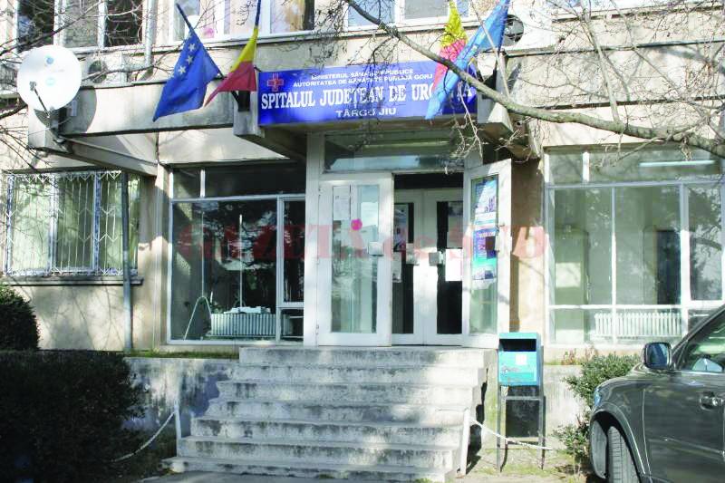 Anchetă IPJ la Spitalul Judeţean din Târgu Jiu