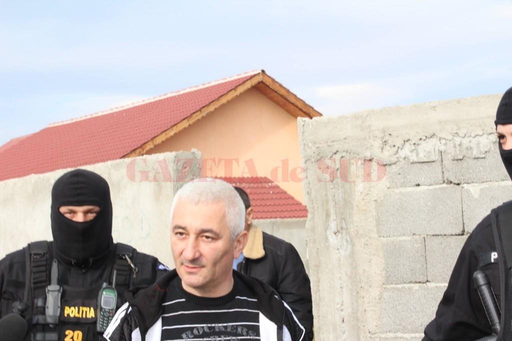 Petre Stăncioi, suspect în dosar