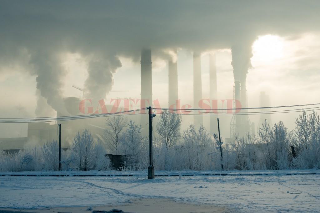 Sucursala Electrocentrale de la Turceni