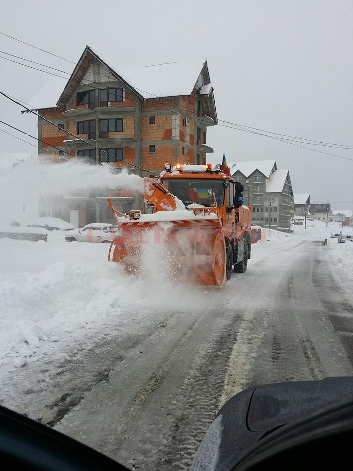 Drumarii sunt pregătiţi să intervină în special în zona montană