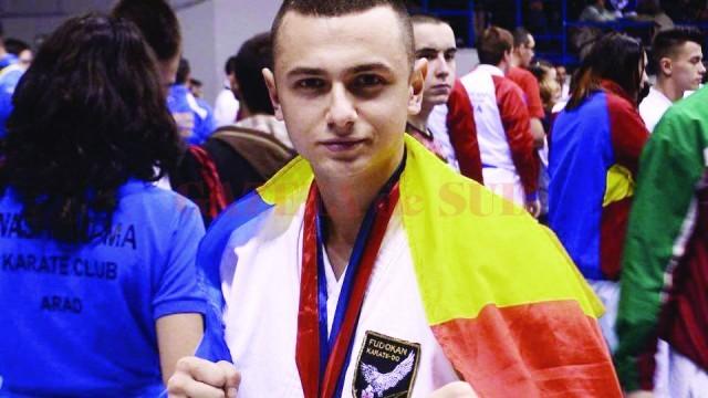 vlad popescu karateka