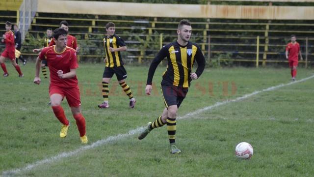 Sergiu Jurj a fost împrumutat la FCM Baia Mare (Foto: Alexandru Vîrtosu)