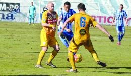 Nuno Rocha a risipit temerile în meciul cu Petrolul, marcând golul doi (Foto: Alexandru Vîrtosu)