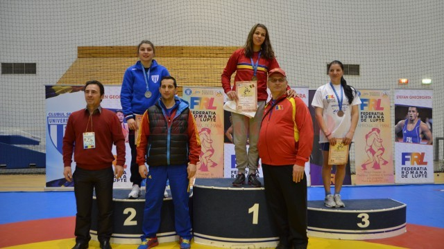 Craioveanca Alexandra Anghel a cucerit medalia de argint