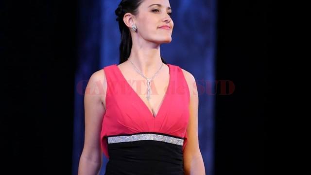 """Dragana Popovic va interpreta rolul Rosinei pe scena craioveană în """"Barbierul din Sevilla"""" (Foto: Operra Română)"""