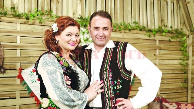 Alla Cebotari și Vali Ionică au o colaborare muzicală (Foto: GdS)
