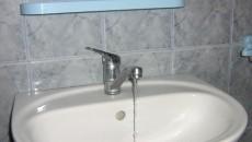 Înlesniri la plata apei potabile