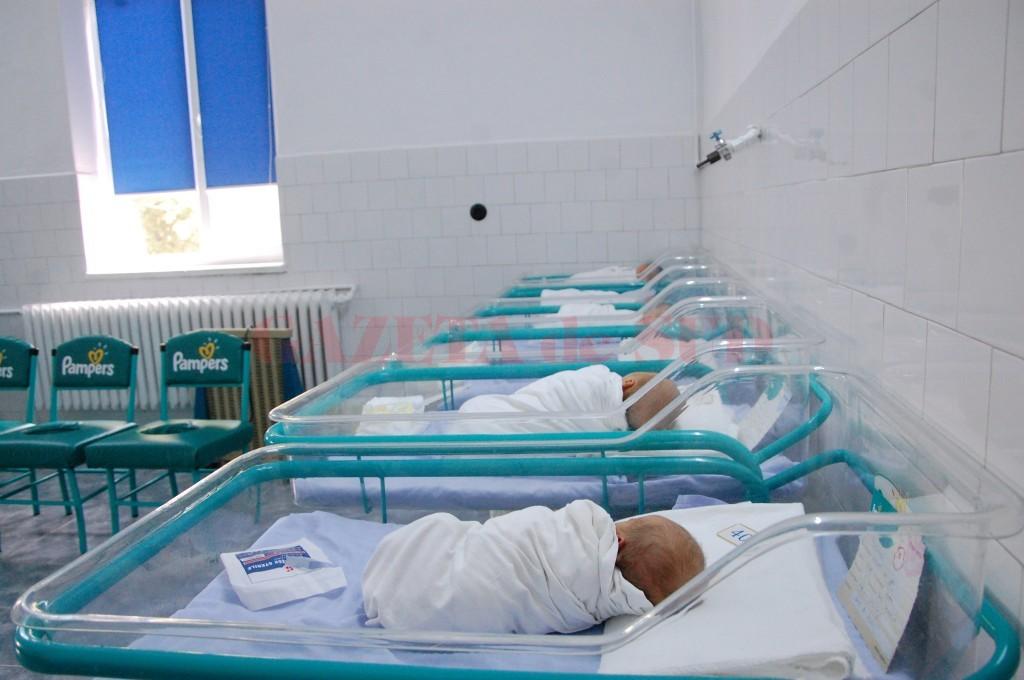 Tot mai mulți copii sunt infectați cu bacteria Escherichia coli (FOTO: Arhiva GdS)