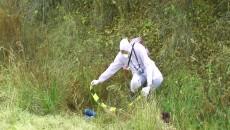 Corpul neînsufețit al femeii a fost găsit pe 13 iulie 2015, pe un câmp din apropierea comunei Lipovu