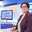 """Dalida Mosorescu, medic de familie, a vorbit în cadrul emisiunii """"Ora de Sănătate"""",  difuzată la AlegeTV, despre problemele medicinei de familie (FOTO: Bogdan Grosu)"""