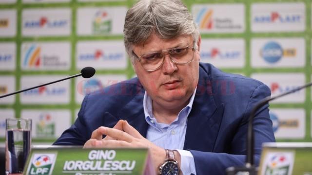Gino Iorgulescu militează pentru redeschiderea Arenei Naționale (Foto: prosport.ro)