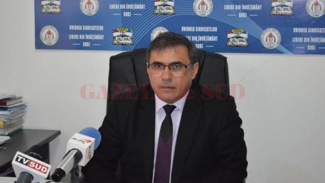 Constantin Huică, liderul USLI