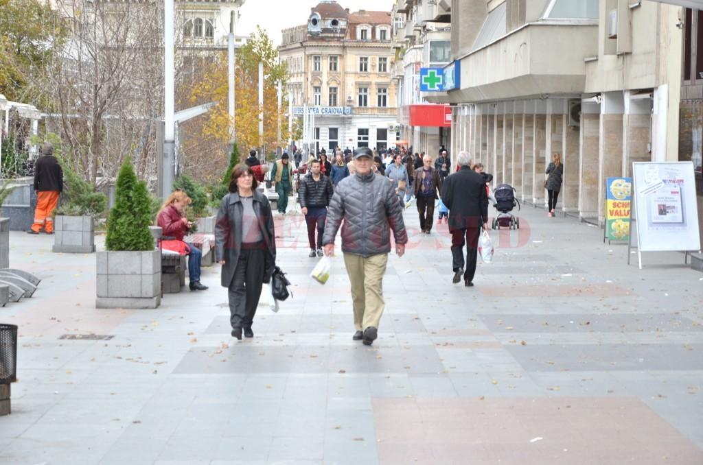 În Craiova există, în realitate, de 25 de ori mai multe persoane fără loc de muncă  decât cele declarate în acte (FOTO: arhiva GdS)