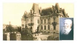 Palatul ridicat de Constantin Mihail (foto medalion), astăzi Muzeul de Artă din Craiova (Foto: skyscrapercity.com)