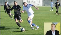 Dacian Varga (numărul 20) este unul dintre cei mai în formă jucători ai lui Constantin Schumacher (foto medalion) ()