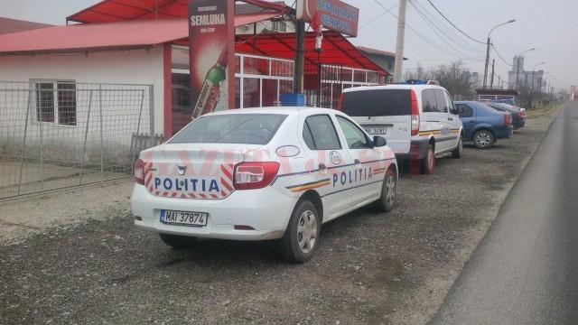 Perchezițiile au vizat un magazin de piese auto din Târgu Jiu