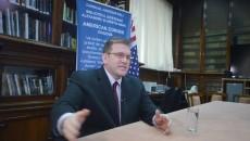 Dean Thompson, adjunctul şefului misiunii Ambasadei SUA în România