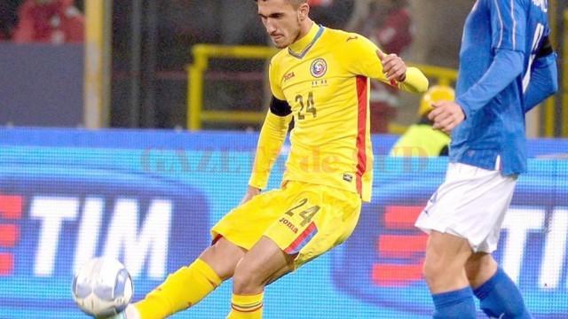 Andrei Ivan ar putea fi trimis de Iordănescu încă din primul minut în disputa cu Lituania