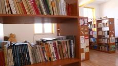 """Bilblioteca scolii """"Eliza Opran"""" din Isalnita"""