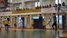 Handbaliștii craiovenii (în alb) au obținut o victorie fără emoții cu ultima clasată, Sighișoara