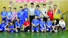 echipa juniori HCM Craiova