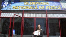 """Elisa Bănica, eleva Liceului """"Mihai Viteazul"""" din Băilești, calificată pentru trei olimpiade naționale"""