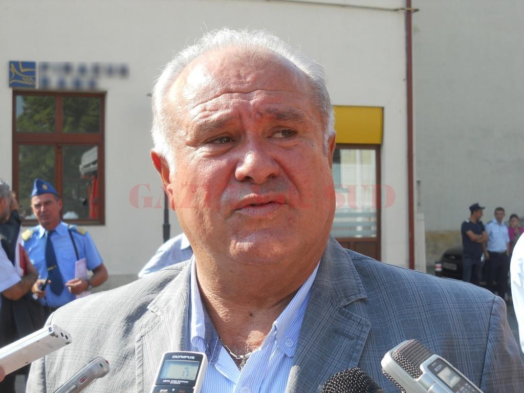 Ion Călinoiu mai are un proces cu ANI la Curtea de Apel  din Alba Iulia, în care a contestat acelaşi raport