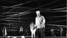 """Tragedia """"Macbeth"""" de Shakespeare este prima producție a faimosului regizor european Luk Perceval în Rusia, care apare în programul festivalului (Foto: shakespeare.tncms.ro)"""