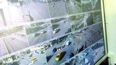 Traficul din municipiul Craiova este supravegheat cu ajutorul mai multor camere video