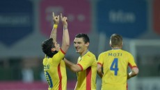 Nicolae Stanciu a reuşit un gol superb la meciul de debut sub tricolor (foto: prosport.ro)