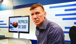 Directorul sportiv al CSU Craiova, Silvian Cristescu, susţine că viitoarea perioadă de mercato depinde de locul ocupat la finalul acestui campionat (Foto: Alexandru Vîrtosu)
