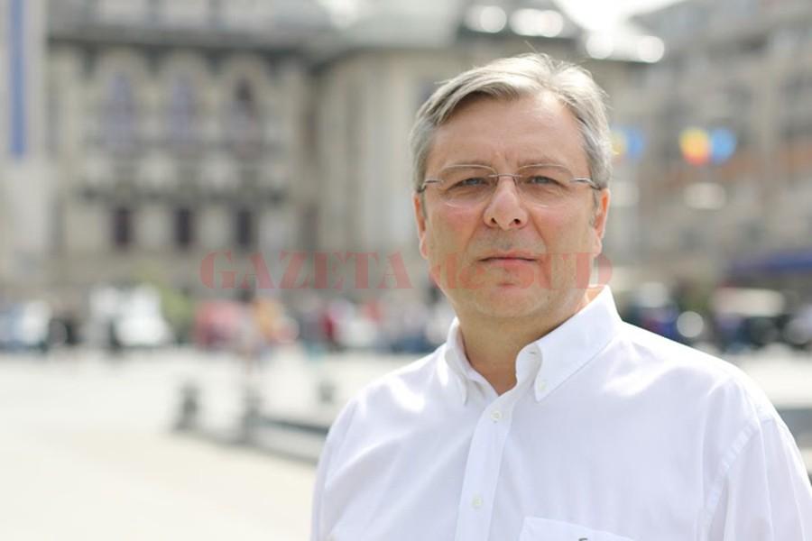 Dan Cherciu om de afaceri şi candidat pentru funcția de primar