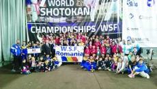 Karateka din România au avut o prestaţie notabilă la Mondialele din Polonia