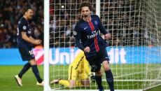 Rabiot a marcat pentru PSG golul doi, dar a fost insuficient pentru victorie (foto: uefa.com)