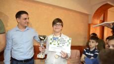 David Gavrilescu a câștigat, pentru al treilea an consecutiv, locul 1 la general (foto: Claudiu Tudor)
