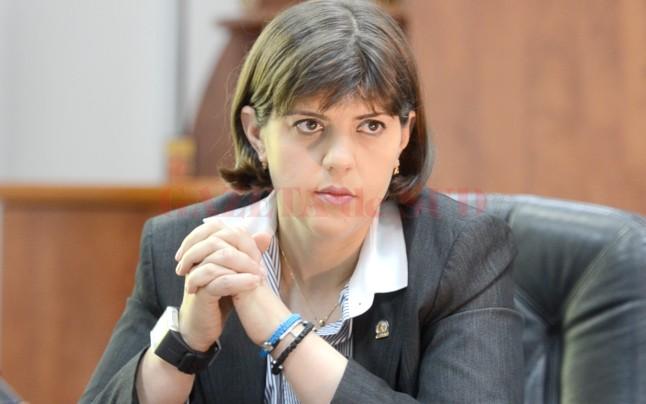 Laura Codruţa Kovesi (Foto: adevarul.ro)