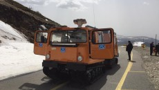 Restricţiile pe Transalpina au fost prelungite oficial până la finalul lunii mai